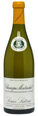 Louis Latour Chassagne Motrachet Blanc